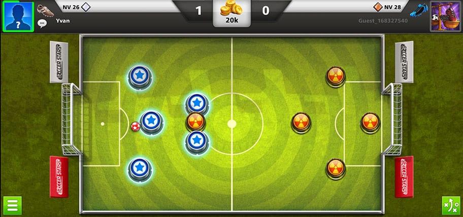 astuces Soccer Stars