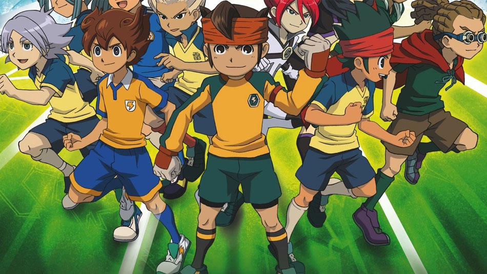 Inazuma Eleven - Top mangas foot