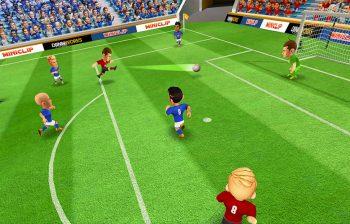 Mini Football – Un jeu prenant, ludique au graphisme et mini séquences soignées