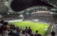 stades de football français