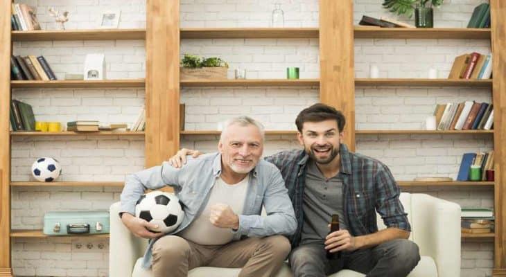 Regarder un match de football en streaming