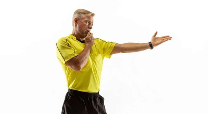 nouvelles règles de jeu dans le foot